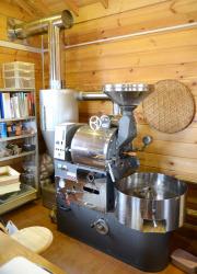 直火式焙煎機 5㌔釜